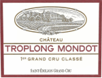 Chateau Troplong Mondot 1er Grand Cru Classe B 2017