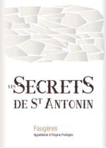 Faugeres Secrets de Saint Antonin Rouge 2017
