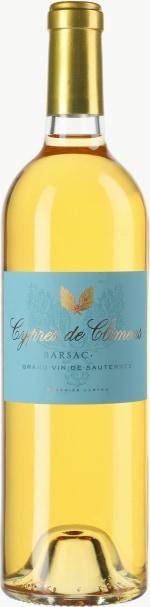 Cypres de Chateau Climens (fruchtsüß) 2011