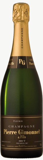Champagne Brut 1er Cru Fleuron Flaschengärung 2010