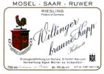 Le Gallais Wiltinger braune Kupp Kabinett (fruchtsüß) 2018