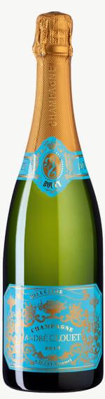 Champagne Brut Millesime Grand Cru Flaschengärung