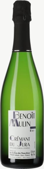 Cremant de Jura Brut Flaschengärung