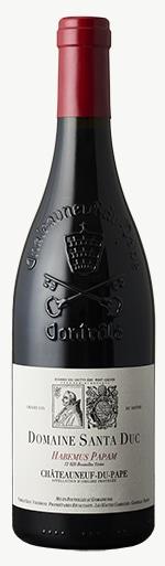 Chateauneuf du Pape Habemus Papam 2016