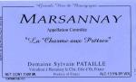 Marsannay Blanc La Charme aux Pretres
