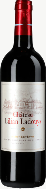 Chateau Lilian Ladouys 2009 Eiswette 2014