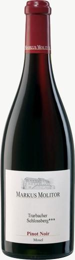 Pinot Noir Trarbacher Schlossberg *** trocken 2015