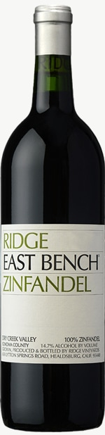 Zinfandel East Bench