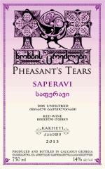 Pheasants Tears Saperavi Skin Contact 2018