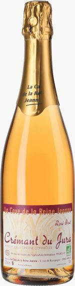 Cremant Du Jura Rose Flaschengärung