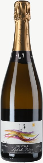 Champagne Les 7 - Solera - Extra Brut Flaschengärung