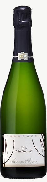 Champagne Vin Secret Extra Brut  Flaschengärung