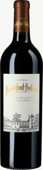 Chateau Bellefont Belcier Grand Cru Classe 2015