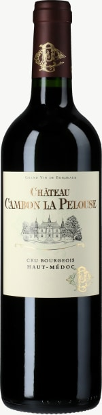 Chateau Cambon la Pelouse Cru Bourgeois 2018