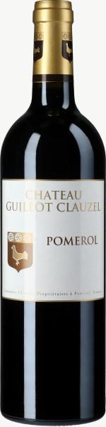 Chateau Guillot Clauzel 2018