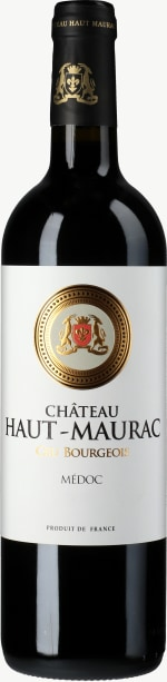 Chateau Haut Maurac Cru Bourgeois 2017