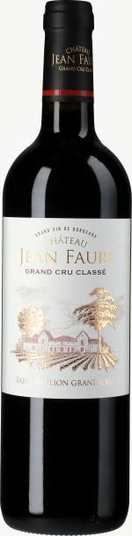 Chateau Jean Faure Grand Cru Classe 2012