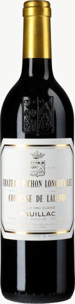 Chateau Pichon Longueville Comtesse de Lalande 2eme Cru 2018