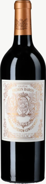 Chateau Pichon Longueville Baron 2eme Cru 2010