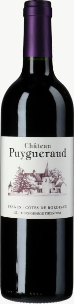 Chateau Puygueraud 2016