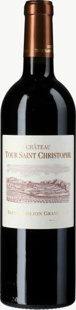 Chateau Tour Saint Christophe Grand Cru 2015