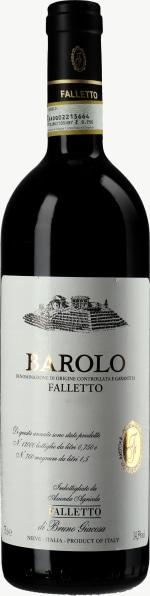 Barolo Falletto di Serralunga 2012