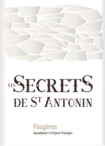 Faugeres Secrets de Saint Antonin Rose 2018