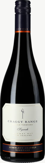 Syrah Gimblett Gravels Vineyard 2013