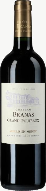 Chateau Branas Grand Poujeaux 2015