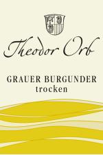 Grauer Burgunder trocken 2018