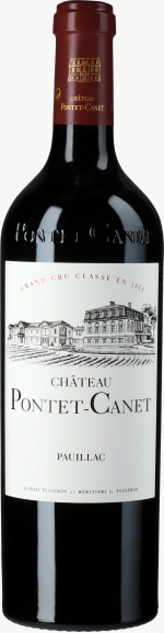 Chateau Pontet Canet 5eme Cru 2009