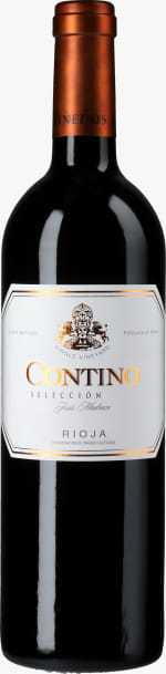 Rioja Tinto Contino Seleccion Jesus Madrazo