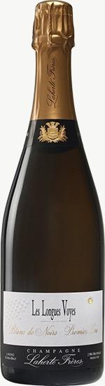 Champagne Les Longues Voyes 1er Cru Blanc de Noirs Extra Brut Flaschengärung