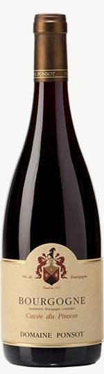 Bourgogne rouge Cuvée du Pinson