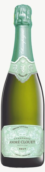 Champagne Brut Millesime Grand Cru Dream Vintage Flaschengärung 2008