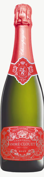 Champagne Brut Millesime Grand Cru Dream Vintage Flaschengärung 2005