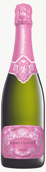 Champagne Brut Millesime Grand Cru Dream Vintage Flaschengärung 2004