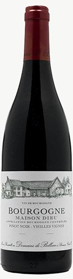 Bourgogne Pinot Noir Maison Dieu Vieilles Vignes