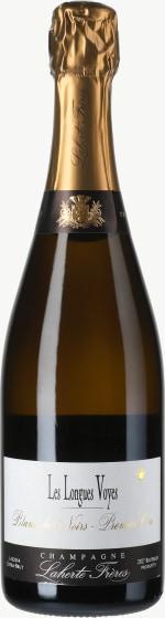 Champagne Les Longues Voyes 1er Cru Blanc de Noirs Extra Brut Flaschengärung 2013