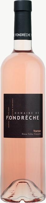 Cotes du Ventoux Domaine de Fondreche rosé 2018
