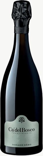 Franciacorta Dosage Zero Flaschengärung 2014