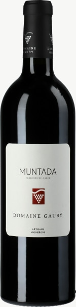 La Muntada Côtes du Roussillon Villages rouge 2018