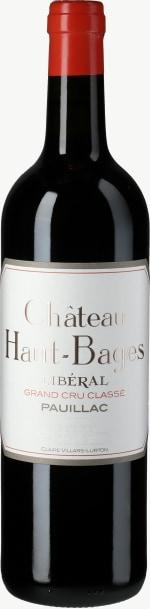 Chateau Haut Bages Liberal 5eme Cru 2016