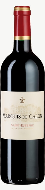 Le Marquis de Calon Segur 2018