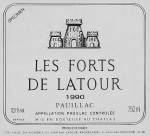 Les Forts de Chateau Latour 2005