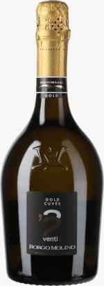 Spumante Brut Gold Cuvée 22 - venti2 (ehemals Terre Nardin)