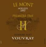 Vouvray Le Mont Moelleux 1ere Trie (fruchtsüß)