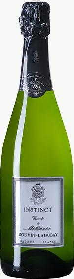Instinct Cuvée du Millenaire Saumur Brut Flaschengärung