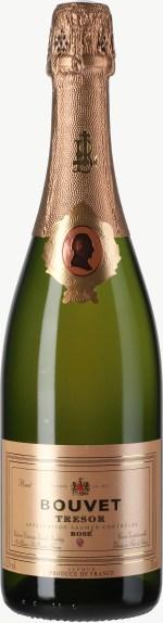 Tresor Rosé Saumur Brut Flaschengärung