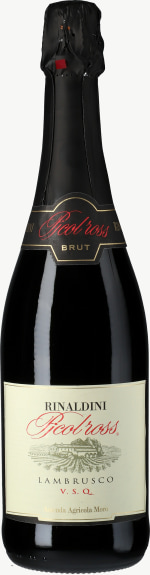 Lambrusco Spumante Pjcol Ross Flaschengärung